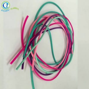 Best Cord Rubber Solid Round Flexible Silicone Foam Rope Cord