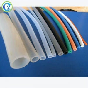 Best Rubber Tubing Suppliers Reinforced Silicone Tubing Durable Latex Rubber Tubing