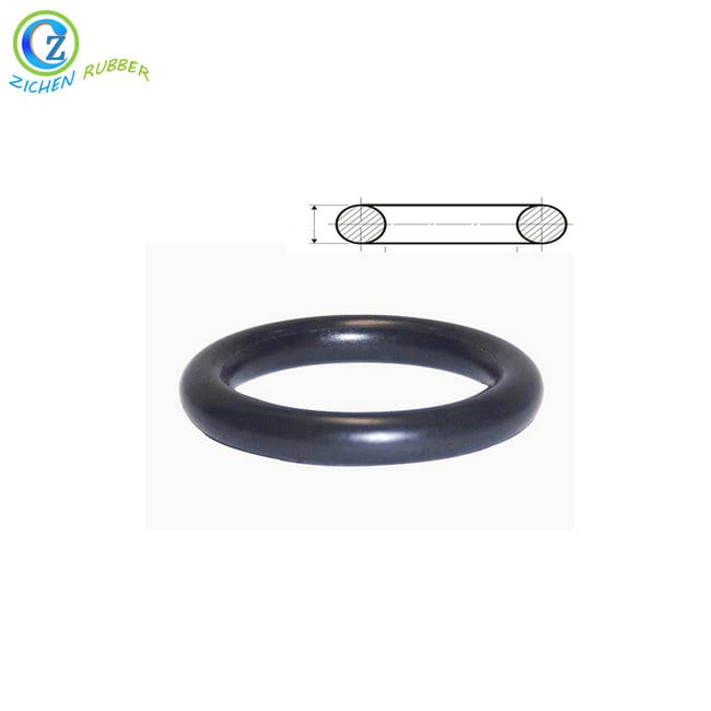 Waterproof Customized Oil Resistant NBR Nitrile Rubber O-Rings Featured Image