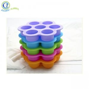 Mini Silicone Ice Trays New Arrival Custom Halloween Ice Cube Trays