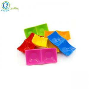 Custom High Quality Durable Eco-friendly BPA Free FDA Silicone Dish