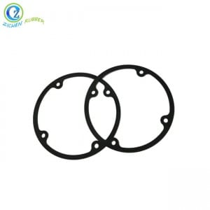 Colored Flat Heat Resistant Rubber Gasket
