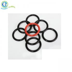 Soft Transparent Water Pump Silicone Rubber O Ring