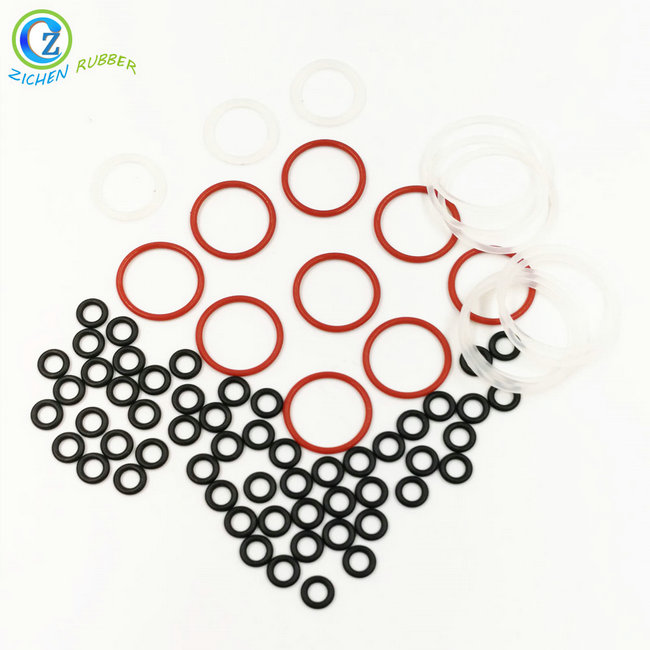 Custom Flexible FDA Silicone Rubber O Ring High Quality Durable Best Price Featured Image