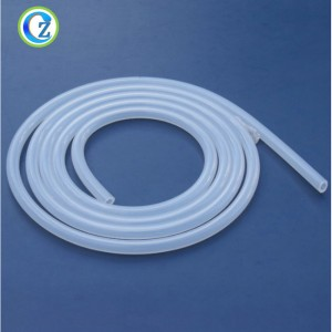 FDA Medical Soft Standard Custom Rubber Silicone Tube