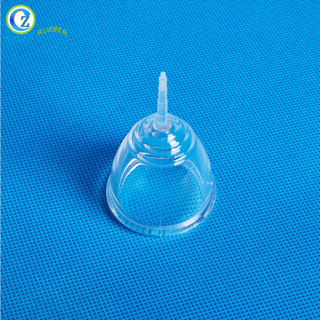 Reusable Medical Grade Silicone Menstrual Cup Feminine Hygiene Product Lady Menstruation Cup Featured Image
