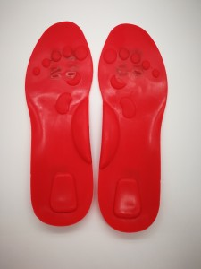 Silicone Honeycomb Forefoot Insoles High Quality Silicone Shoe Insole