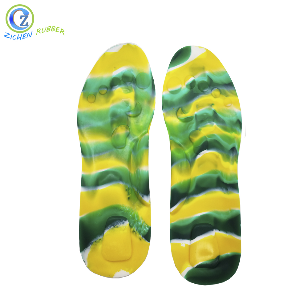 Height Increase Insole Silicone Medical Silicone Insoles for Shoes Featured Image