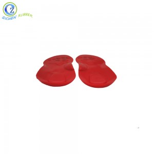 Factory Invisible Height Increasing Comfortable Foot Care Silicone Insoles