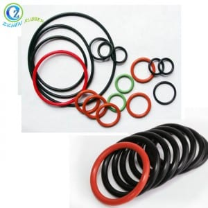Factory Price Silicone Rubber Ring Waterproof  Seal Small Rubber O Rings
