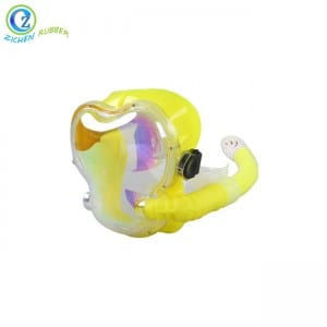 High Quality Silicone Diving Mask Hot Sale Silicone Scuba Mask