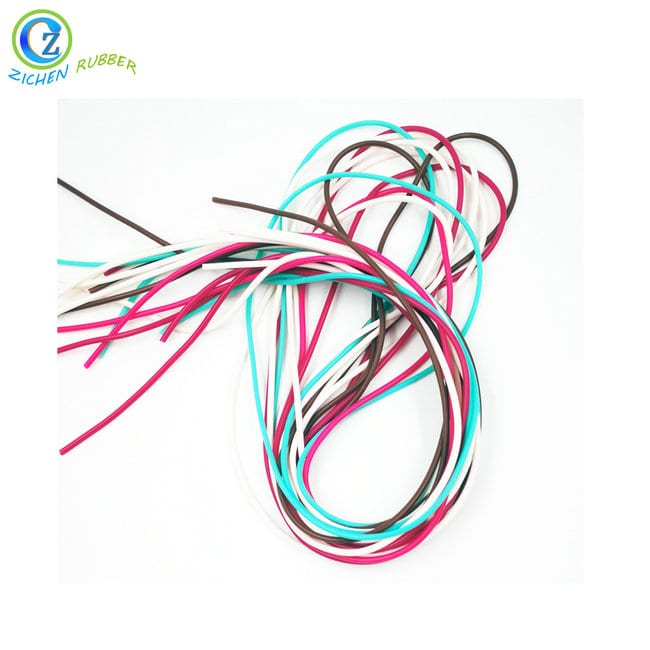 Heat Resistant Waterproof Rubber Sealing Strip FDA Silicone Rubber Strip Featured Image