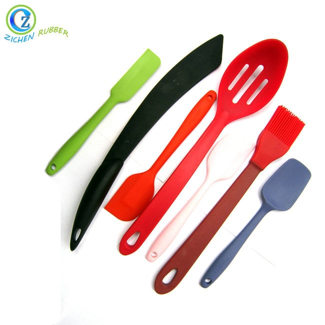 Heat Resistant High Quality Silicone Kitchen Tool Durable Silicone Spatula Featured Image
