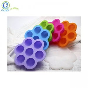 Silicone Cute Ice Cube Trays Custom Silicone Ice Trays