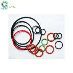 Molded Food Grade Silicone Waterproof O-ring for Container