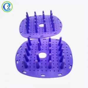 High Quality FDA BPA Free Silicone Massage Head Scalp Comp for Hair