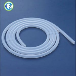 Clear Rubber Tubing Soft Rubber Tube Platinum Cured Silicone Tubing