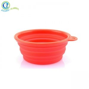 High Quality Baby Silicone Bowl Custom Portable Silicone Baby Bowl