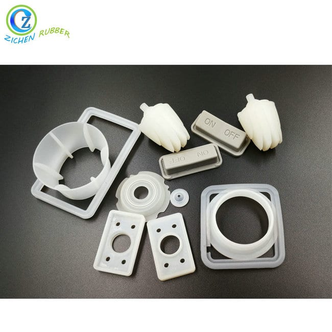 Custom Colorful Food Grade Silicone Sealing Gasket Featured Image