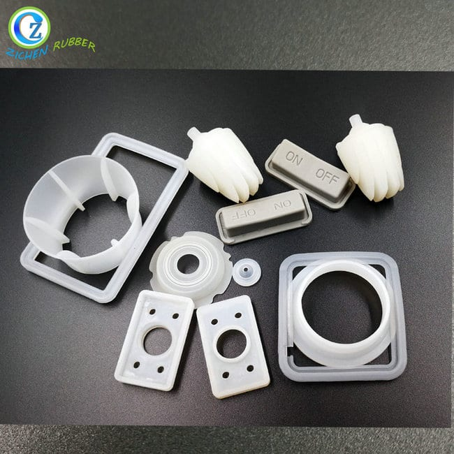 Custom FDA Silicone Rubber Seal Gasket Featured Image