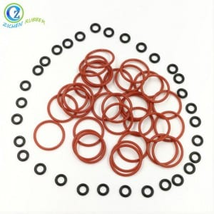 Viton Colored Rubber Oil and Oxygen Resistance O Rings