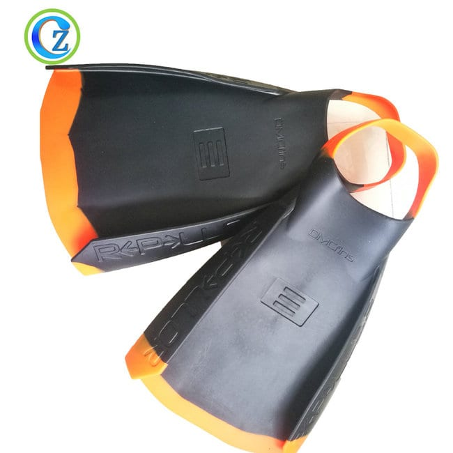 Hot Sell Silicone Rubber Swim Fins Best Quality Adult Silicone Diving Fins Featured Image