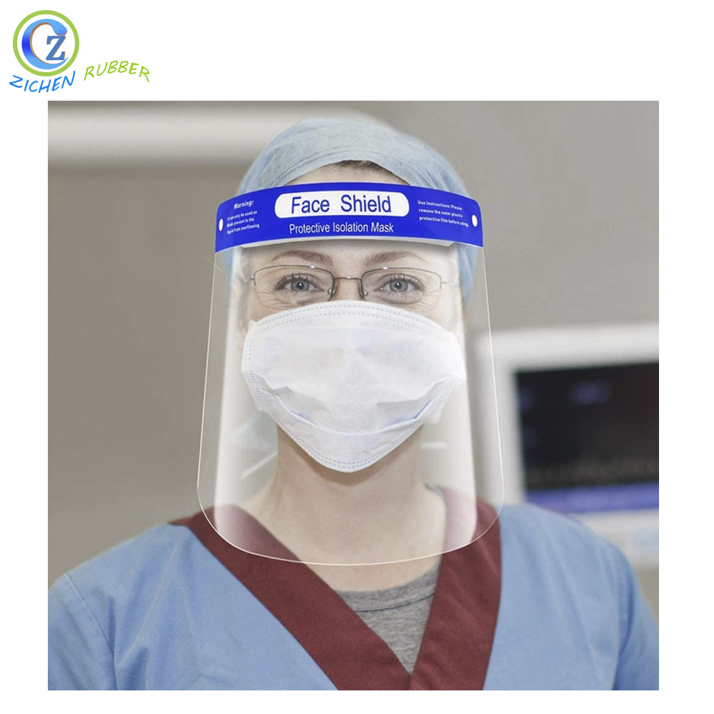 Reusable Transparent Anti-Fog Visor Full Face Safety Cover with Comfort Foam Face Shield Featured Image