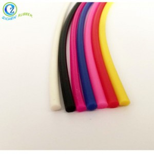 Silicone Rubber Cord High Quality FDA Approved Competitive Price