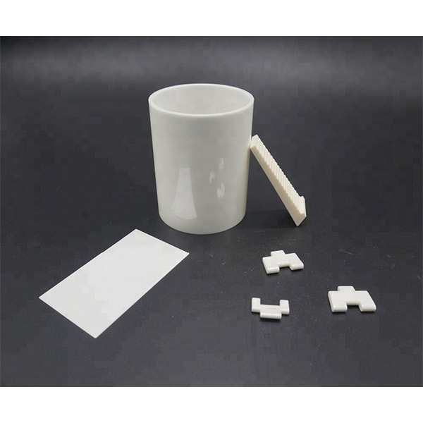 Customized Zirconia Ceramic parts Featured Image