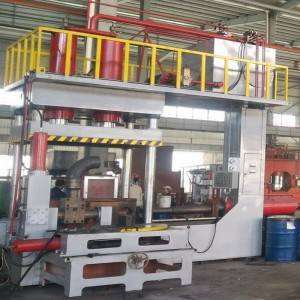 ELBOW COLD FORMING MACHINE