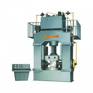 Tee cold making press machine-1