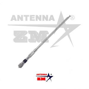 Long Range VHF 136-174MHz 1.2meters Telescopic Antenna For Walkie Talkie Radios