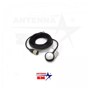 Mini NMO Car Antenna Bracket With UHF Connector RG58 Cable