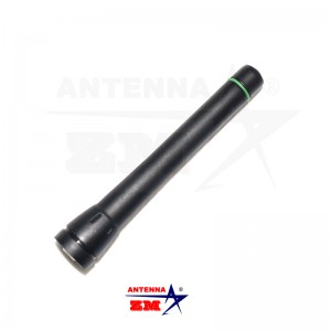 IC-F16 Walkie Talkie UHF Stubby Antenna