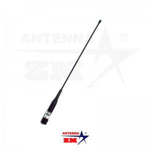 Flexible Dualband 144/430MHz VHF/UHF Car Radio Antenna ZM-R2