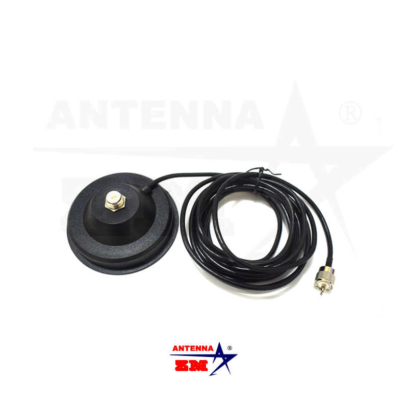Universal 4.7inch Car Antenna Magnetic Mount Featured Image