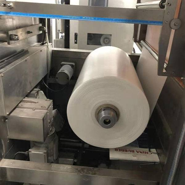 Top Suppliers Film Pouch Packaging -