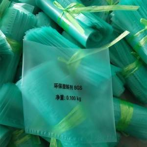 Low Melt Bags for Peptizer