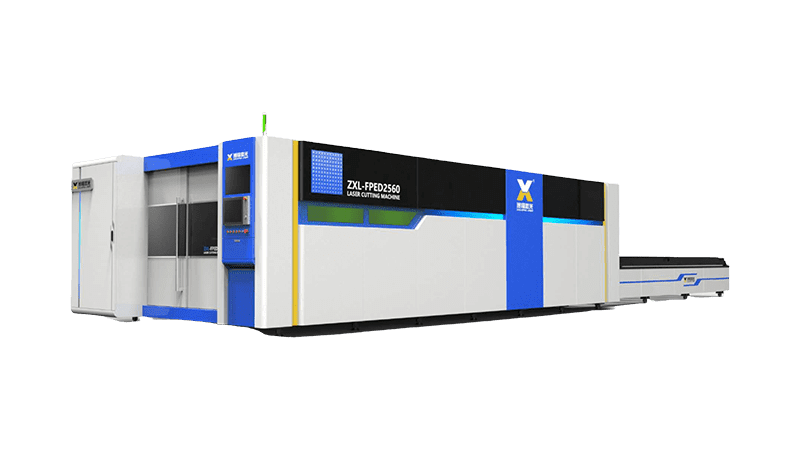 2019 wholesale price Plate Laser Cutting Machine - FPED2560 Fiber Laser Cutting Machine – Zhouxiang Featured Image