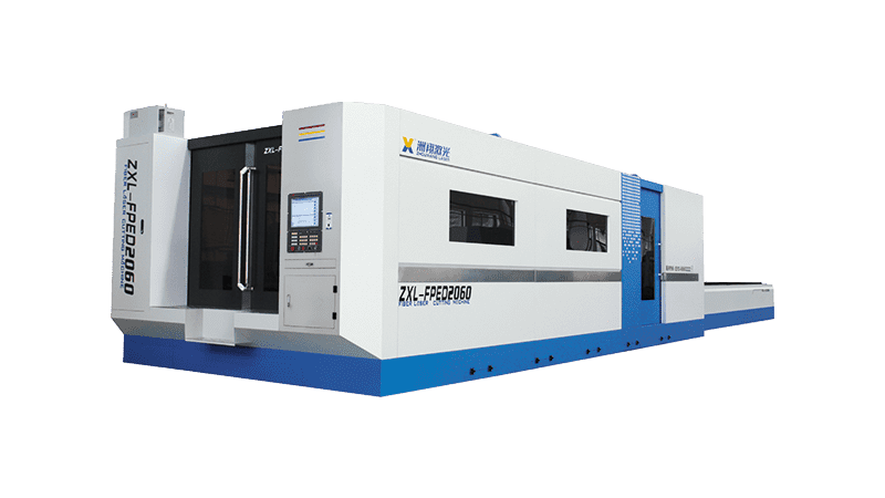 Big Discount Large Format Mini Cnc Laser Cutting Machine - FPED2060 Fiber Laser Cutting Machine – Zhouxiang