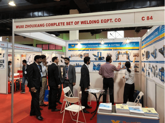 Zhouxiang attend the exhibition ITIF successfully