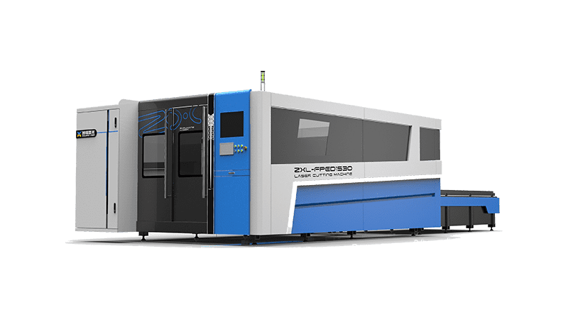Factory directly supply Cnc Fiber Metal Laser Cutter 1500w - FPED1530 Fiber Laser Cutting Machine – Zhouxiang